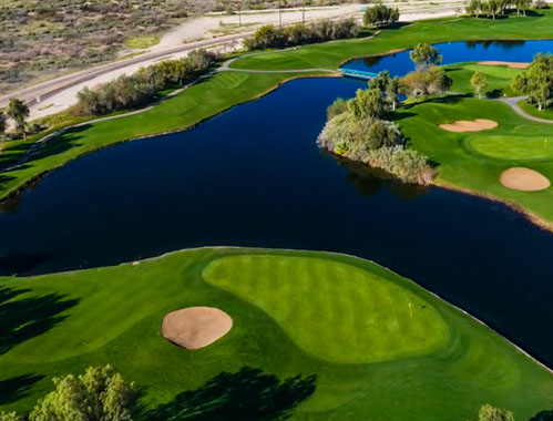 Image of Mojave Resort Golf Club
